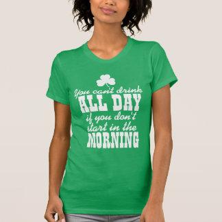 Funny Saint Patrick's Day Tee Shirts