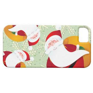 Funny Santa Claus, iPhone case