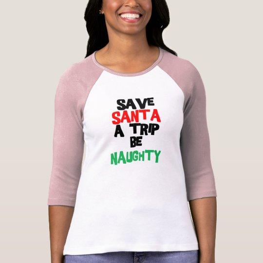 Funny Santa Claus T-Shirt Sweatshirt