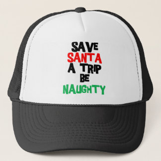 Funny Santa Claus T-Shirt Sweatshirt Gift Trucker Hat