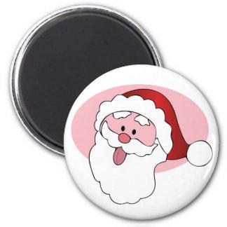 Funny Santa custom magnet