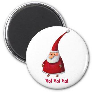 Funny Santa Magnets