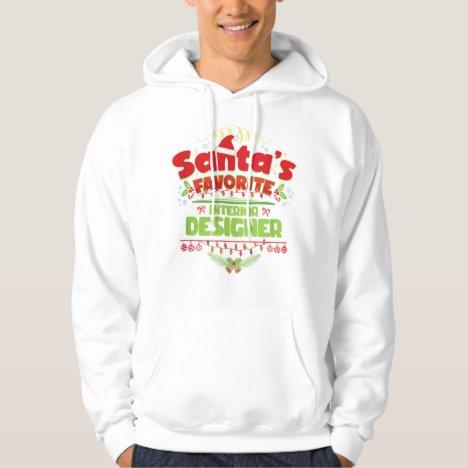 Funny Santa Xmas Gift, Christmas Gift Hoodie