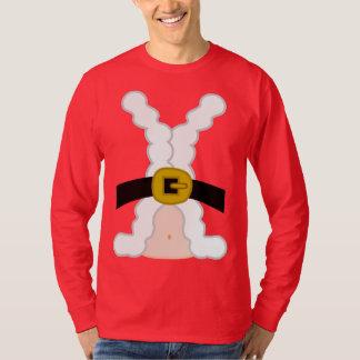 Funny Santa's belly T-Shirt