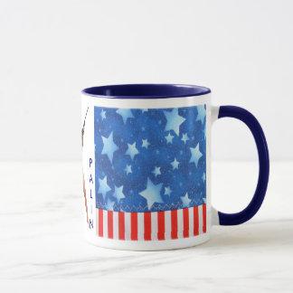 Funny Sarah Palin gun toting Mug