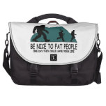 Funny Sasquatch Bag For Laptop
