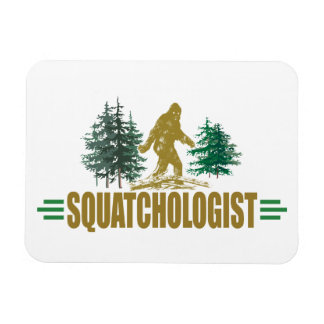 Funny Sasquatch, Bigfoot Magnet