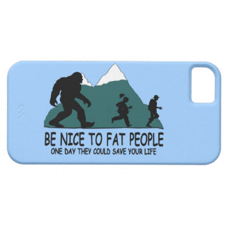 Funny Sasquatch iPhone 5 Cover