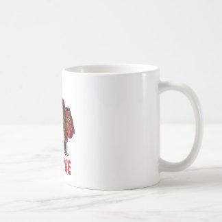 Funny Sasquatch Santa Claus Christmas Design Mug