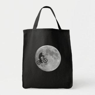 Funny Sasquatch the E.T. Tote Bag