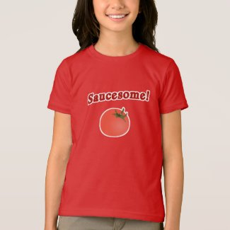 Funny Saucesome Italian Kids T-Shirt