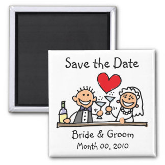 Funny Save the Date Magnets