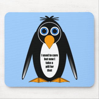 funny saying mouse pad