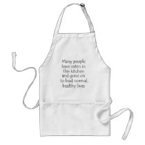 Funny sayings hilarious kitchen aprons cooking
