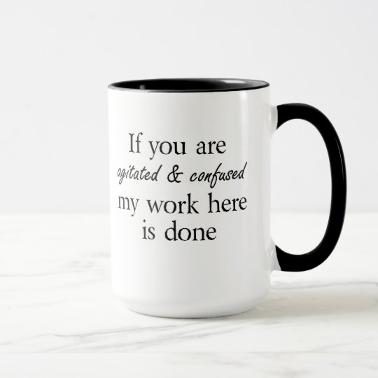 Funny Sayings Office Boss Quote Coffee Mugs Gifts Zazzlecom