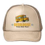 Funny School Bus Trucker Hat