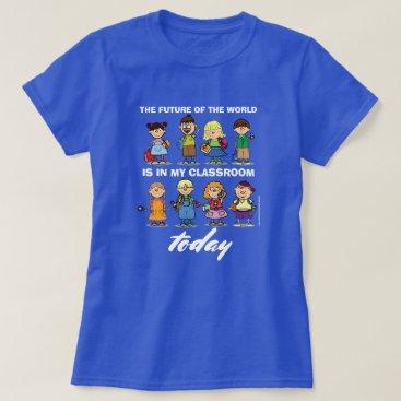 Beach Themed Funny School Kids design T-Shirts for Teachers