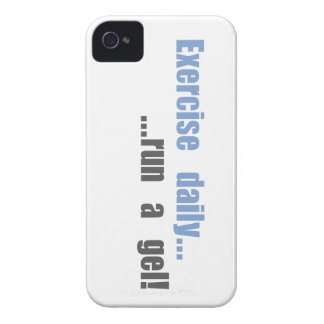 Funny science research products iPhone 4 covers