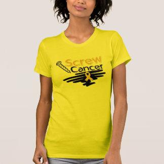 Funny Screw Appendix Cancer Shirt