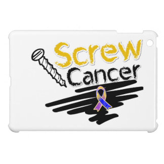 Funny Screw Bladder Cancer Cover For The iPad Mini