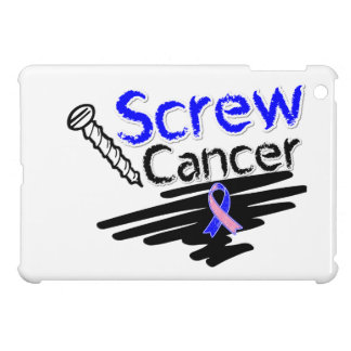 Funny Screw Male Breast Cancer Cover For The iPad Mini