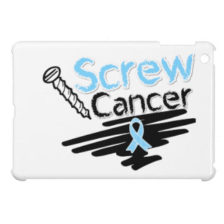Funny Screw Prostate Cancer Case For The iPad Mini