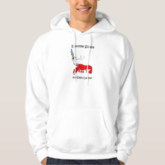 Funny scuba hoodie