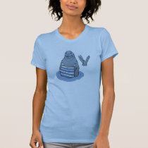 funny seal wearing bathing suit T-Shirt