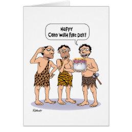 Funny Senior Birthday Card