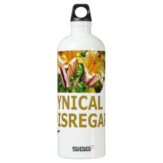FUNNY Serious Words Positive Negative MATTER SOME SIGG Traveler 1.0L Water Bottle