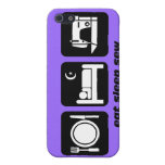 funny sewing iPhone 5 covers