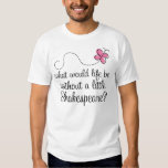 Funny Shakespeare Quote Gift T-shirt