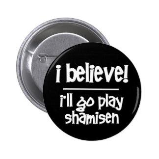 Funny Shamisen Button