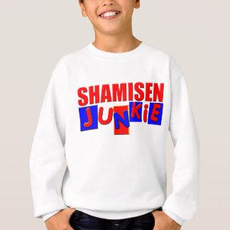Funny Shamisen Sweatshirt