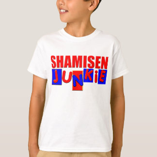 Funny Shamisen T-Shirt