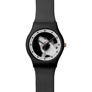 Funny Shark Attack Wrist Watch