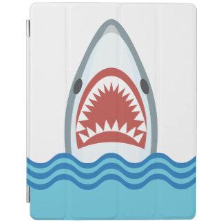 Funny Shark Cartoon iPad Smart Cover