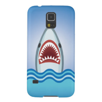 Funny Shark Galaxy S5 Cover