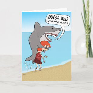 Beach Birthday Cards Zazzle