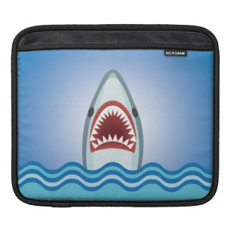 Funny Shark Sleeves For iPads