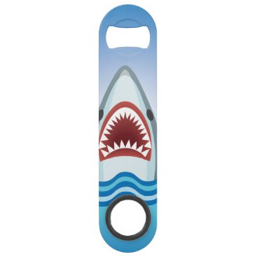 antiqueimages Funny Shark Speed Bottle Opener
