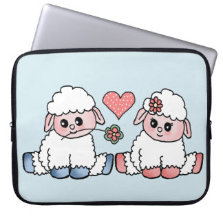 funny sheep laptop computer sleeves