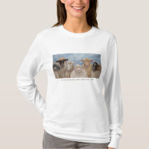 Funny sheep T T-Shirt