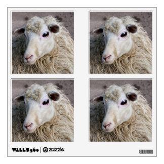 Funny Sheep Wall Sticker