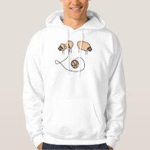 Funny Sheeps Custom T-shirt