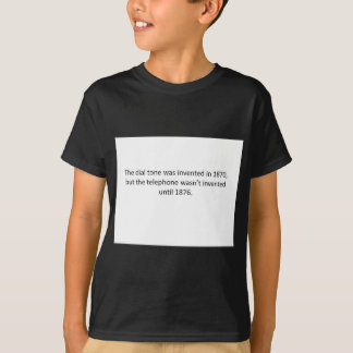 FUNNY SHIRT ABOUT NOTHING!