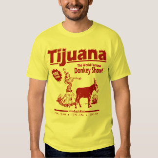 Funny Shirt - Donkey Show