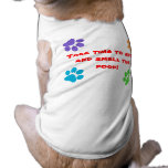 Funny shirt for your dog dog t shirt