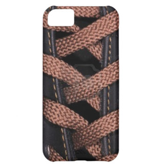 funny shoelace case iPhone 5C cover