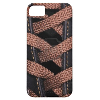 funny shoelace case iPhone 5 case